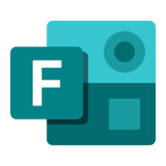 The forms icon in Teams