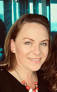 Headshot of Andrea Pumford