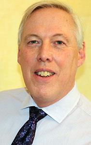 Headshot of Stephen Hill