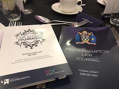 WLJ Launch 2018 Law journal