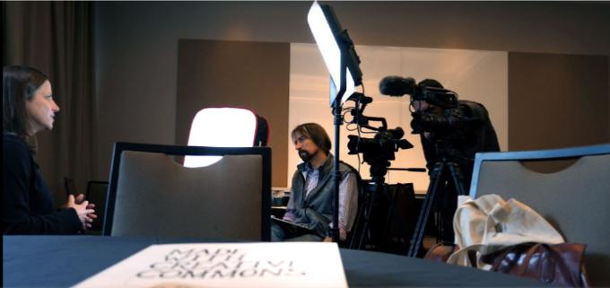 OA post 3 Paywall filming