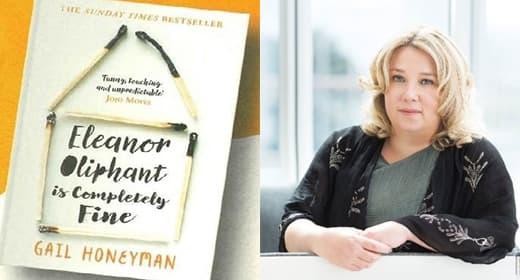 Gail Honeyman author