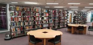 library bookshelf moves