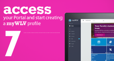 Access Your Portal And Start Creating Your My WLV Profile