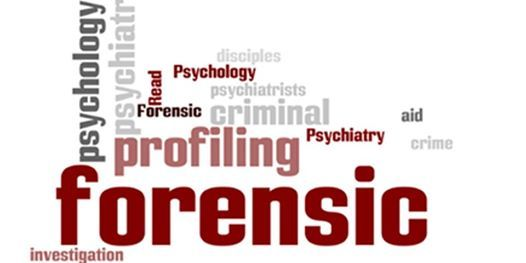February - Public Lecture Forensic Psychology: Eyewitness ...