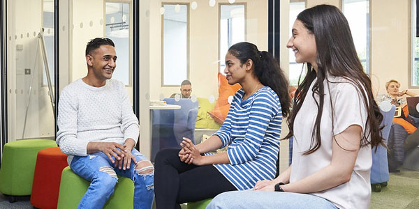 Students in social space
