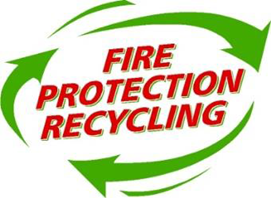 Fire Protection Recycling Logo