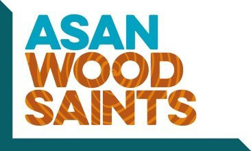 Asan Wood Saints Logo