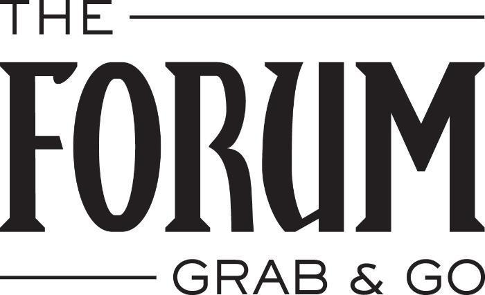 The Forum Grab & Go Logo