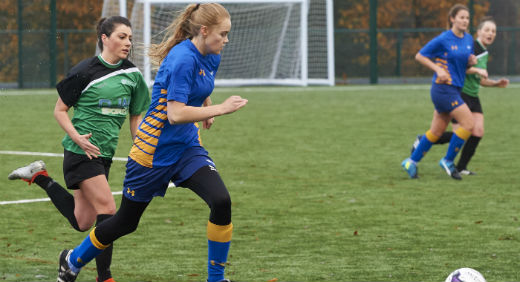 RCSEP Ladies Football button