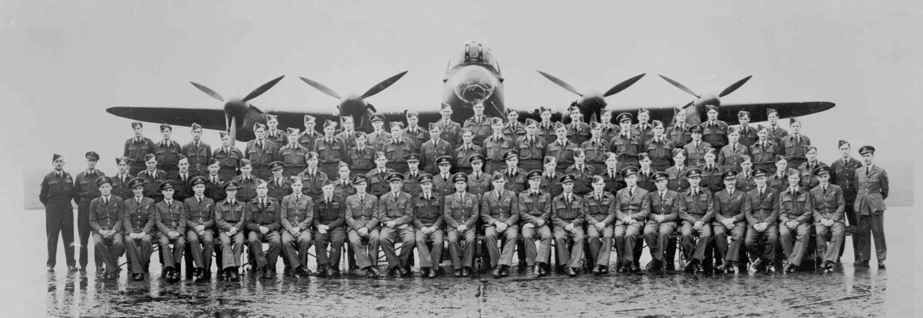 617 Squadron - picture courtesy of RAF Museum
