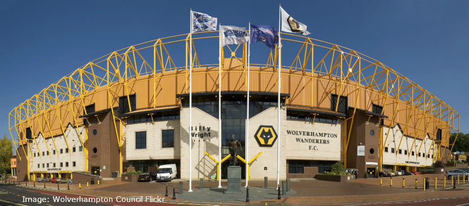 Come on you Wolves!