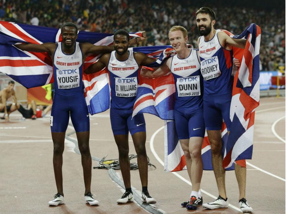 Jarryd Dunn Team GB