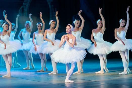 Ballet pexels 920