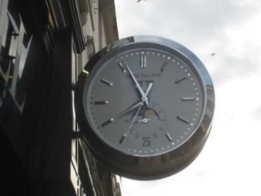Rudell clock 920