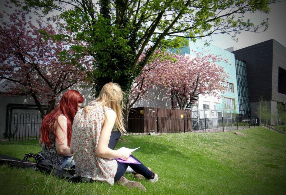 Students at Walsall