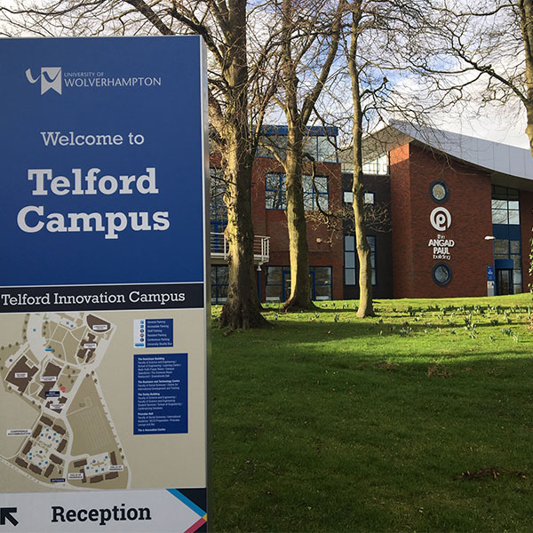 Telford-campus