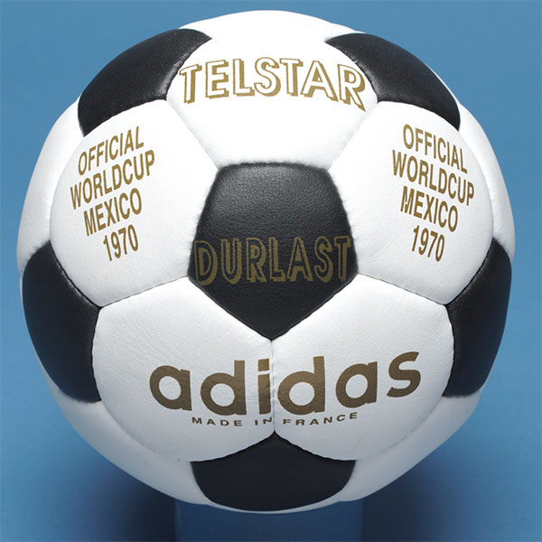 new products 43de4 9f8f0 A History of the World Cup in Ten Objects Part Four  The Telstar Ball