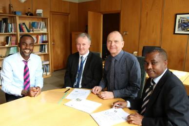 March 2015 - New partnership with Ethiopian University - University