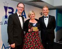 Left to right: John Pymm,Lisa Potts-Webb, Dave Keeling