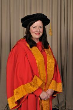 Honorary Graduate of 2015 Danella Bagnall