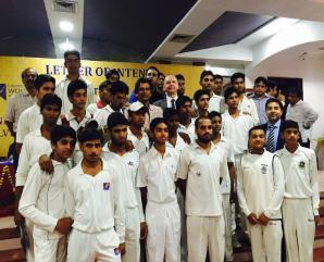 India visit cricket april 2015