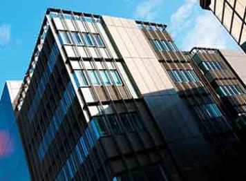 Rosalind Franklin Building