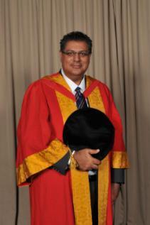 Honorary Graduate of 2015 Judge Tan Ikram