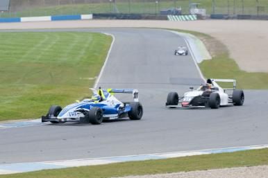University racing car