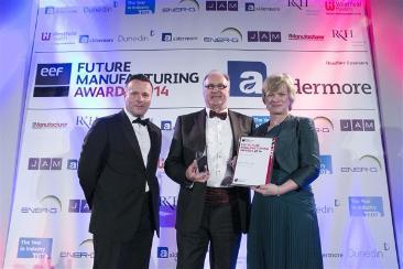 EEF National award