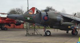 RAF Cosford Airshow sponsorship