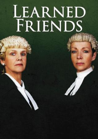 Arena Theatre Learned Friends staged in Shire Hall Staffordshire