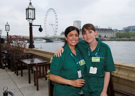 The University celebrates its achievements and partnerships in health care at the House of Lords.