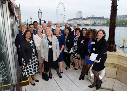 The University celebrates its achievements and partnerships in health care at an event at the House of Lords