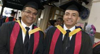 Lefeer Muhamed Marakkarackayil and Dr Abdullah Saif Ahmed Al Sabahi