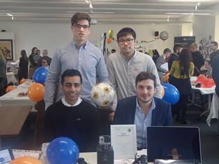 Students use creativity to raise money for charity