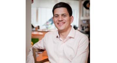 David Miliband MP