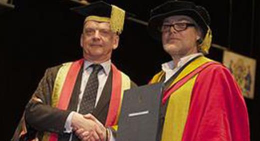 Honorary Degree - David Downton