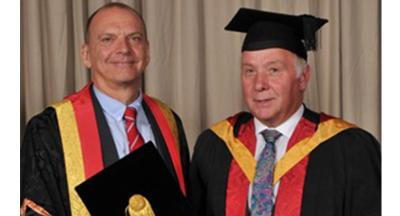 Ian Aspley Graduation