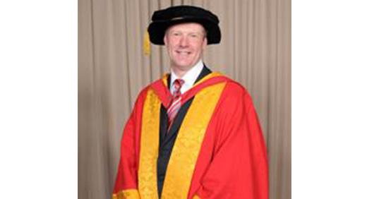 Ian Cumming OBE