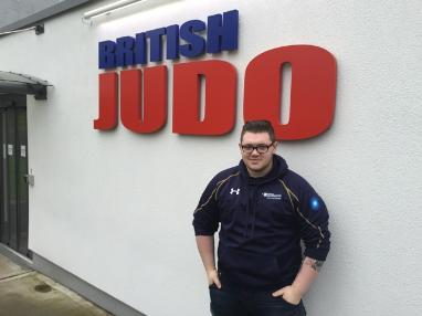 Jack Hodgson Judo Player gets picked for the Paralympics Rio 2016