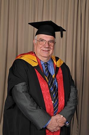 John Hay MBE