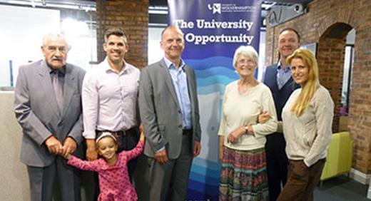 Lord Bilston student hardship fund