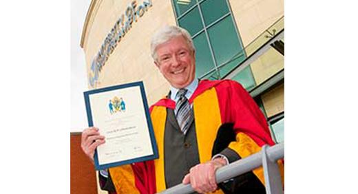 Lord Tony Hall BBC Honorary