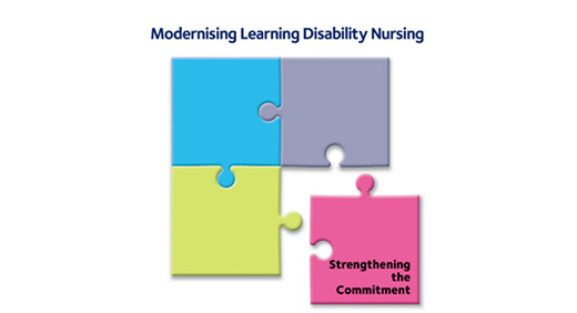 Modernising Learning Disability Logo