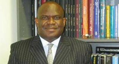 Professor Nduka Ekere