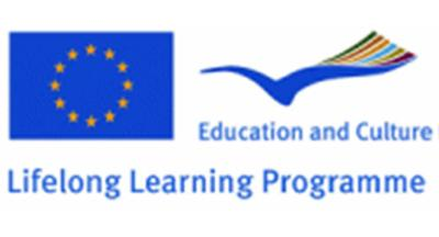 Leonardo da Vinci Lifelong Learning logo