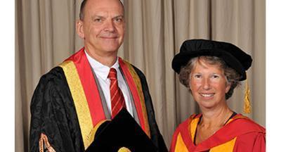 Susan Daniels Honorary Fellowship
