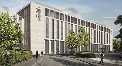 University Of Wolverhampton New Business School