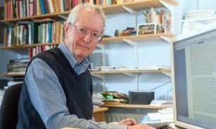 Professor Keith Jeffery